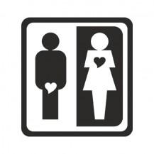 Man Heart vs Woman Heart
