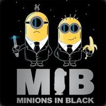 Minion in Black