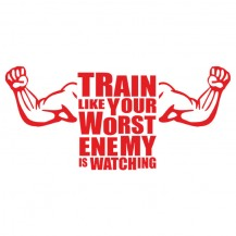 Train like