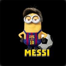 Minion Messi