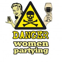 Women Partying