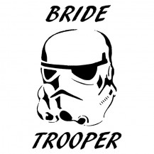 Bride Trooper