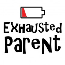Exhausted Parent