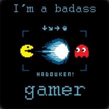 Badass Gamer