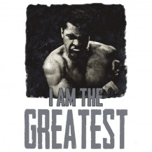 I am the greatest