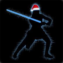 Star Wars Santa