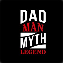 Dad Myth Legend