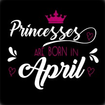 Princesses are Born in .....