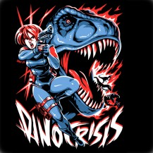 DinoCrisis PS Addict