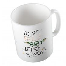Κούπα Dont feed the baby after midnight