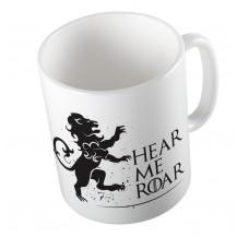 Κούπα HEAR ME ROAR