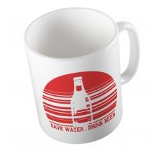 Κούπα Save Water Drink Beer