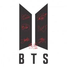 BTS signature