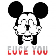 Mickey love or .....