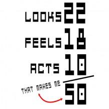 feels 50