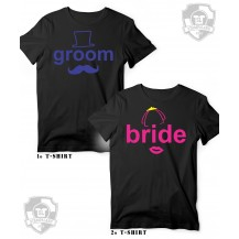 groom bride Couple