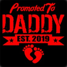 promoted to dad