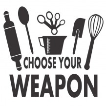 Choose Your Weapon Kitchen