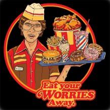 Eat your worries away