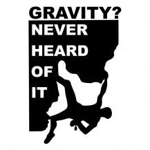Gravity ?