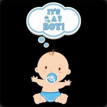 IT' A BOY