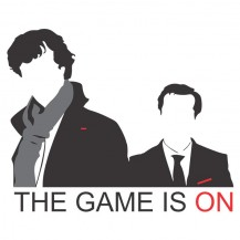 Sherlock-the game is on