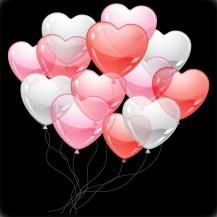 Heart Baloons