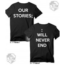 Our Stories? :Will Never End