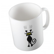 Κούπα Scratching Cat