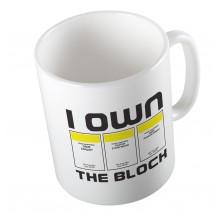 Κούπα Monopoly - I Own The Block