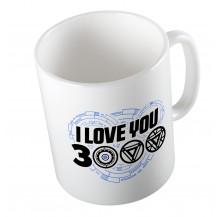 Κούπα I Love You 3000