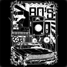 80's Audio Car