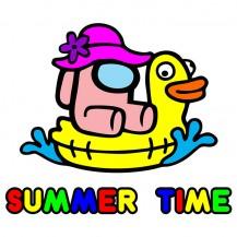 Summer Time- Among Us