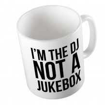 Κούπα I'm The Dj Not A Jukebox