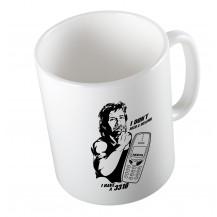 Κούπα Chuck Norris 3310